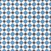 Cement tiles - diagonal motifs