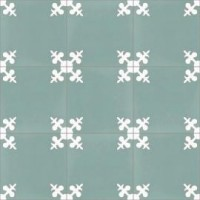 cement tiles - antique design