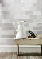 country-rustic small sized decorative tiles