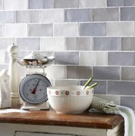 country rustic small sized decorative tiles