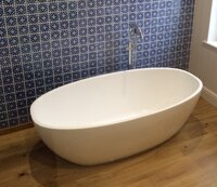 rucne malovany obklad mexicky hand painted decorative tiles mexican victoria albert bathtub barcelona