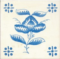hand painted tiles traditional azulejo