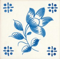 hand painted tiles traditional portuguese design