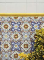 traditional hand painted tiles