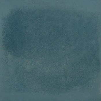single layer cement tiles cloudy blue