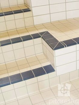 small sized porcelain tiles vitrified ceramic tiles antislip floor stairs