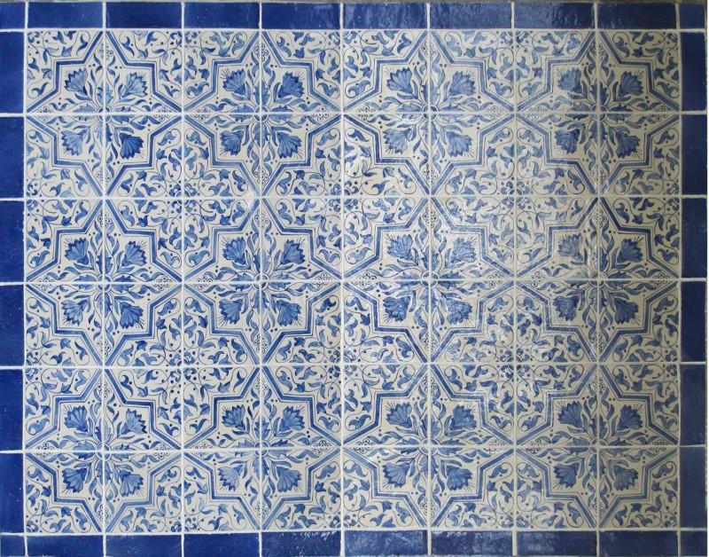 Datovania holandský Delft dlaždice